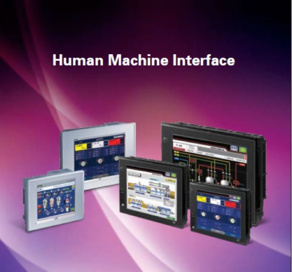 Human Machine Interface - Ana-Digi Systems
